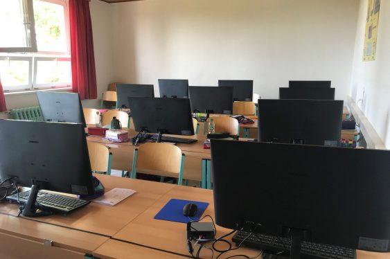 Bildungscampus Rosenow Schule